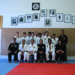 Professor visit to High Desert Martial Arts, CK 2006
